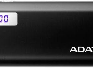Powerbank Adata P12500D 12500mAh Czarny (AP12500DDGT5VCBK)