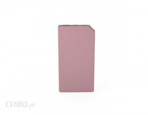 Powerbank Allocacoc Slim 5000 mAh różowy (10528PKPWBK50)