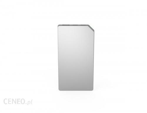 Powerbank Allocacoc Slim 5000mAh stalowy (10528SVPWBK50)