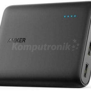 Powerbank Anker PowerCore 10400mAh czarny (A1214G11)
