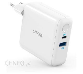 Powerbank Anker PowerCore III Fusion 5000mAh Biały