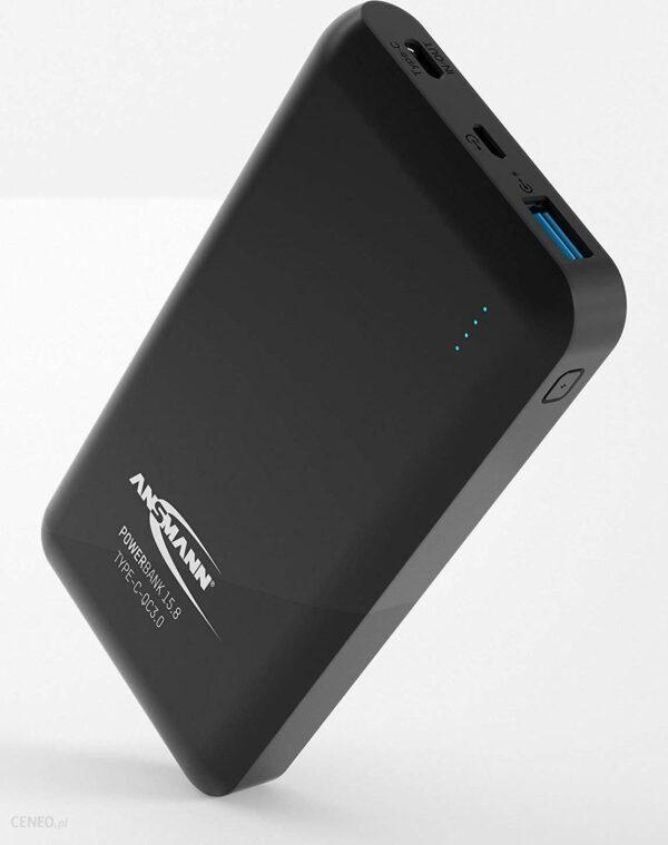Powerbank Ansmann 15.8 Type C QC3.0 15000 mAh (17000096)