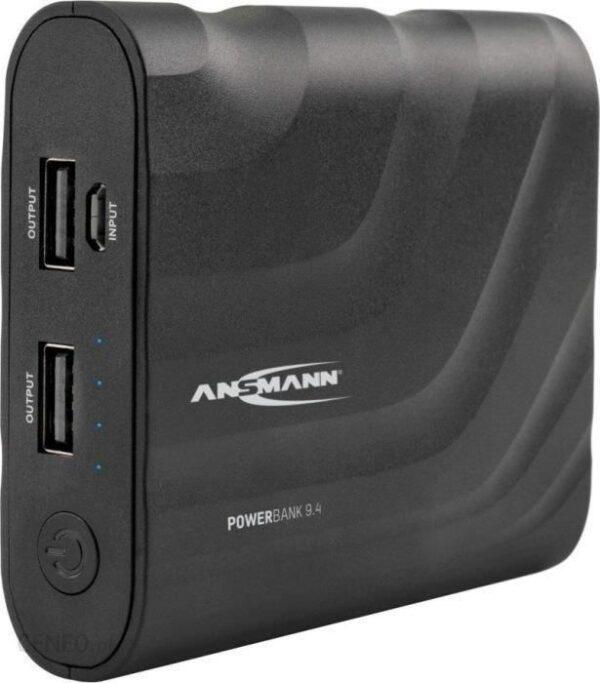 Powerbank Ansmann 9.4 8800mA czarny