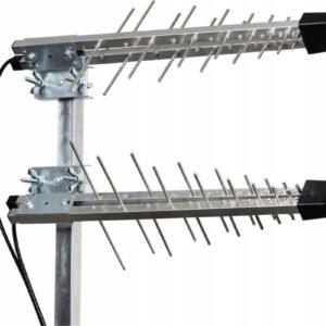 Antena GSM DCS UMTS HSDPA LTE SPL-G30M 2x10m SMA