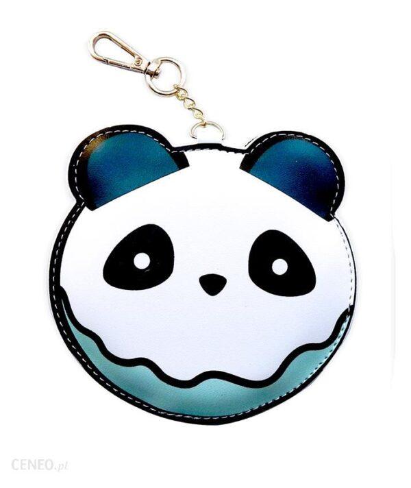 Powerbank Babaco Panda 001 2200mAh Brelok Biały (4000000001)