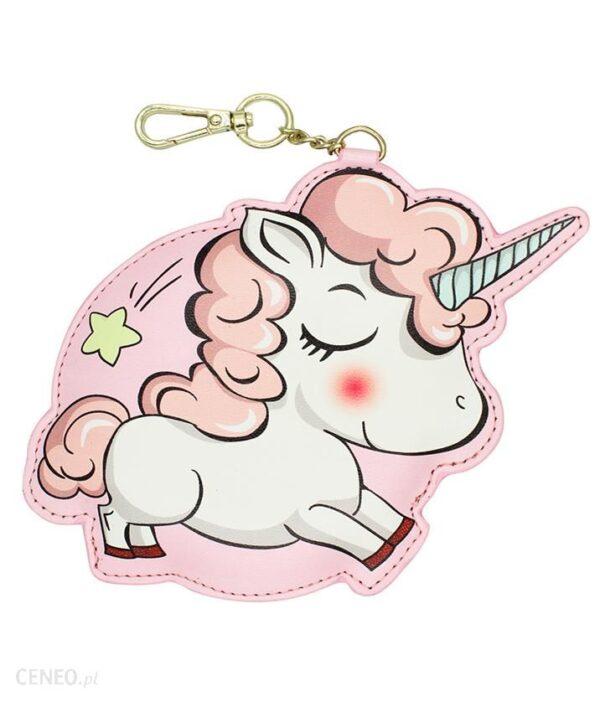 Powerbank Babaco Unicorn 001 2200mAh Brelok Różowy (4000000006)