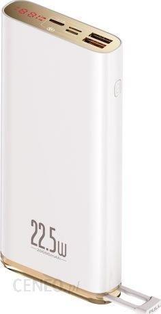 Powerbank Baseus 20000mAh Biały (PPXC-02)