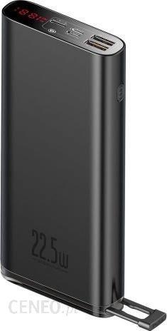 Powerbank Baseus 20000mAh Czarny (PPXC-01)