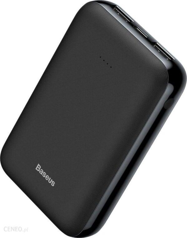 Powerbank Baseus Mini Ja 10000mAh Czarny (ppjan-a01)