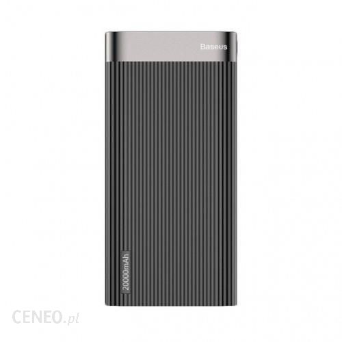 Powerbank Baseus Parallel 20000Mah Czarny (PPALL-APX01)