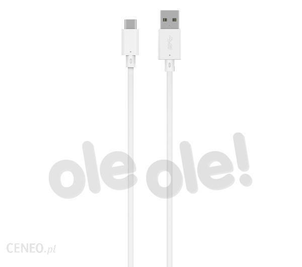 Bigben USB A/C 3A (CBLAC1M2W)