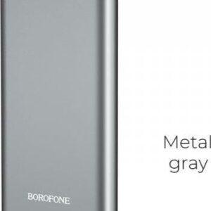 Powerbank Borofone BT19 10000mAh Szary