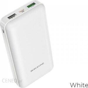 Powerbank Borofone BT26A 20000mAh Biały
