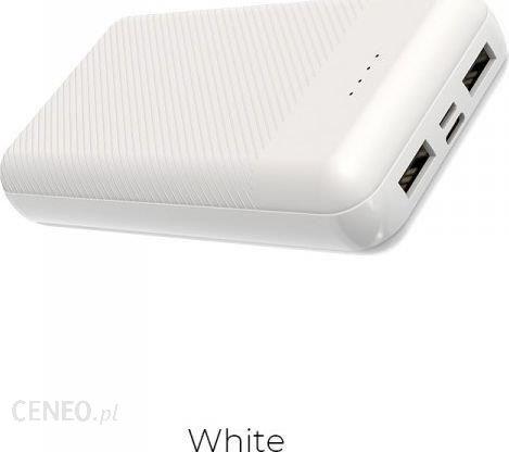 Powerbank Borofone BT27A 20000mAh Biały