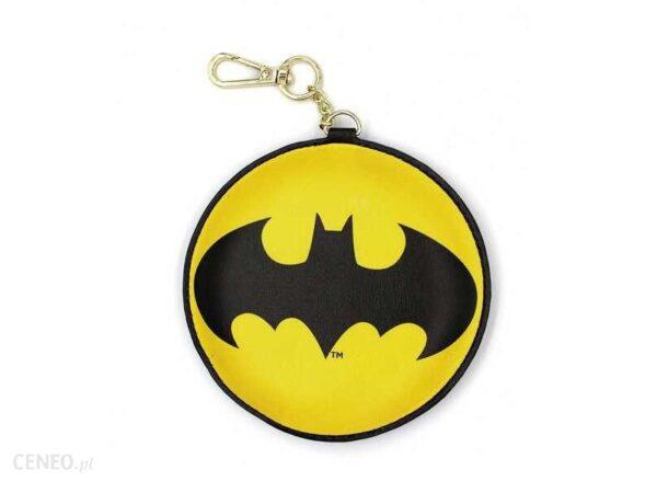 Powerbank Dc Comics Batman 010 2200mAh Brelok DC Czarny (WPBBAMAN010)