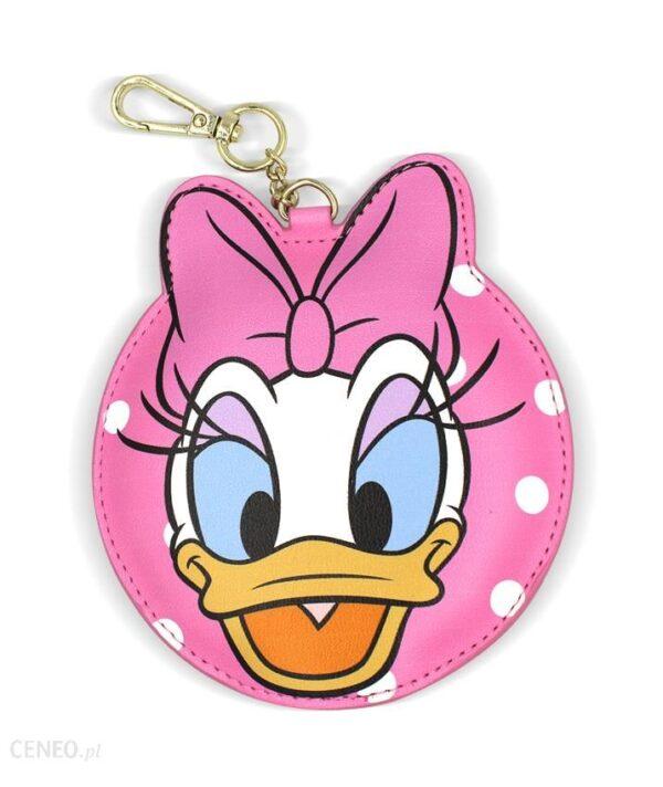 Powerbank Disney Daisy 001 2200mAh Brelok Różowy (DPBDAISY002)