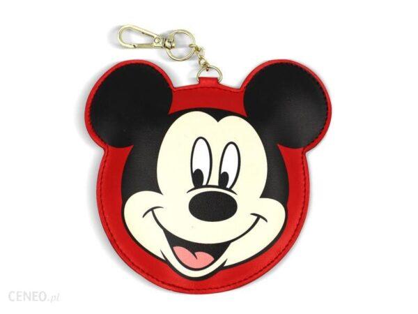 Powerbank Disney Mickey 001 2200mAh Brelok Czerwony (DPBMIC009)