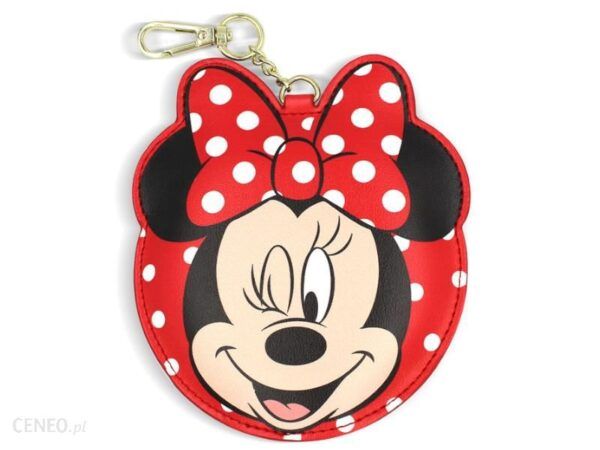 Powerbank Disney Minnie 002 2200mAh Brelok Czerwony (DPBMIN014)