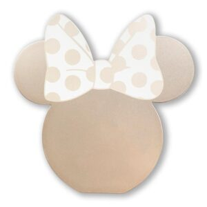 Powerbank Disney Minnie MIRROR MINPB-2 5000mAh Złoty (DPBMIN003)