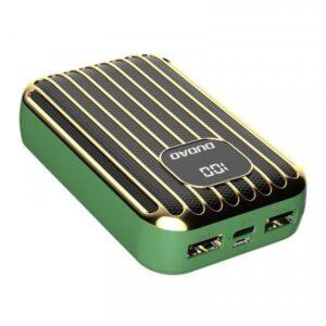 Powerbank Dudao K11Pro 10000mAh Zielony