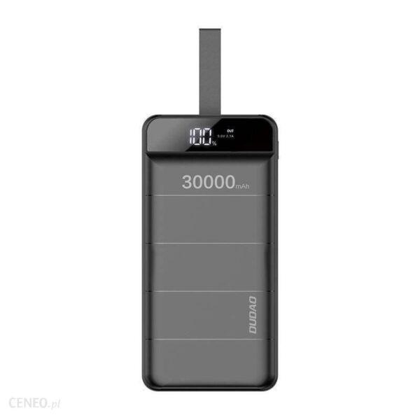 Powerbank Dudao K8s+ 30000mAh Czarny