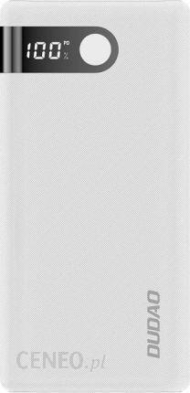 Powerbank Dudao K9Pro 20000mAh Biały
