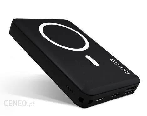 Powerbank Epico 5000mAh Czarny (9915101300192)