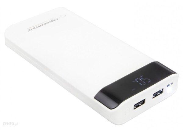 Powerbank Esperanza Photon 17400mAh biały (EMP120W)