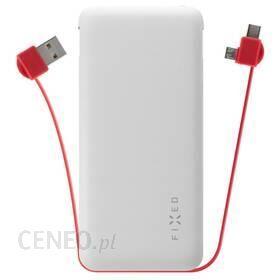 Powerbank FIXED Zen 10000mAh Biały (FIXZEN-10MC-WH)
