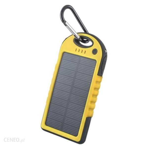 Powerbank Forever Pb-016 5000mAh Żółty (GSM011226)
