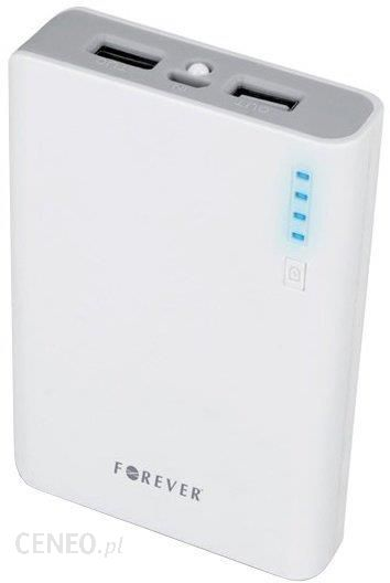 Powerbank Forever TFO 10000mAh Biały (TB-012)