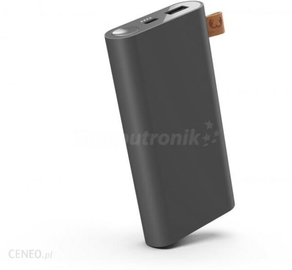 Powerbank Fresh'n Rebel 12000mAh USB-C Storm Grey (1910932PB12000SG)