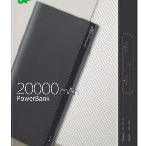 Powerbank Gp Battery B20Agrb1 20000 Mah Ciemnoszary