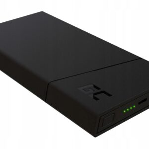 Powerbank Green Cell Prime 10000Mah Ultra Charge (pbgc01)