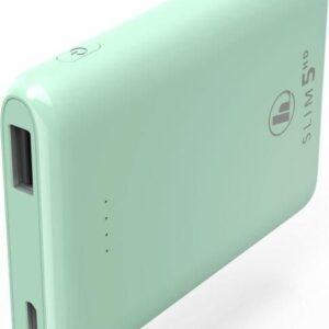Powerbank Hama SLIM 5HD 5000mAh Zielony
