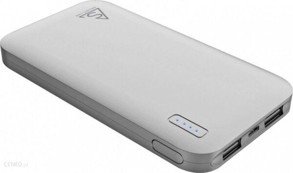 Powerbank Holdit Smartline 10000mAh Srebrny (613371)