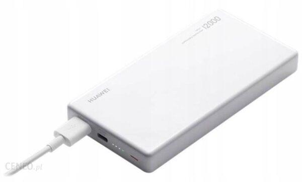 Powerbank Huawei 12000mAh Biały (CP12S)