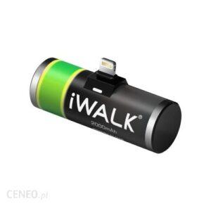 Powerbank Iwalk Power Bank Immortalizer 2000 L 2000Mah Czarny
