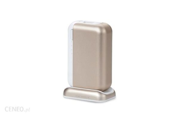 Powerbank Justmobile Topgum Power Pack 6000mAh Złoty (PP-600GD)