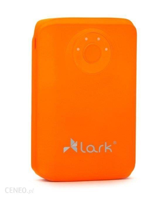 Powerbank Lark Free Power HD 8000mAh Czarny (5901592830561)