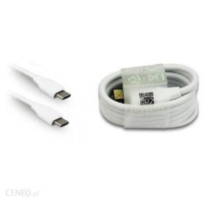 Lg Kabel Usb Typ C Biały (EAD63687001)