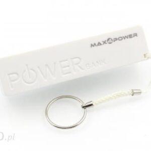 Powerbank Max4power 2200mAh Biały (PBY026W2200)