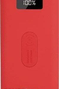 Powerbank Mobilari Wesdar WS2 10000mAh Czerwony (M555027)