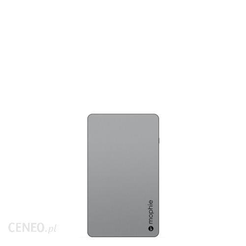 Powerbank Mophie Powerstation 5050Mah Ze Złączem Lightning Srebrny