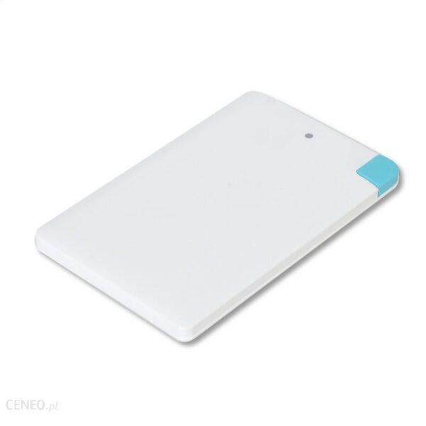 Powerbank Omega Power Bank 2000Mah Polimer White Credit Card+ Microusb/Lightning Plug(42805) Eol (Ompb20Ccwml)