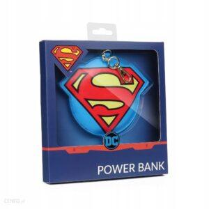 Powerbank PartnerTele 2200MAH SUPERMAN 001