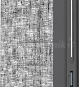 Powerbank Platinet 10000 mAh light gray 44243