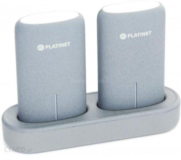Powerbank Platinet Dual 2X5000 mAh PMPB5DG