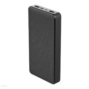 Powerbank Platinet Power Bank 20000Mah Polymer Pd+Qc3.0 Fabric Black(45185)
