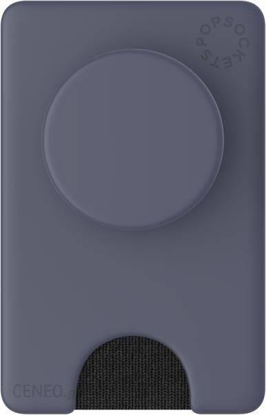 PopSockets Uchwyt Typu Wallet+ Shadow Blue